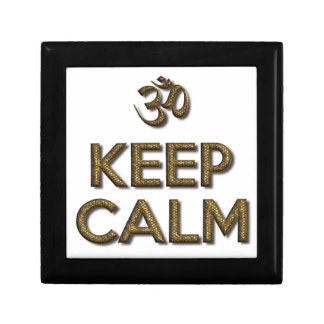 Keep Calm OM Gift Box
