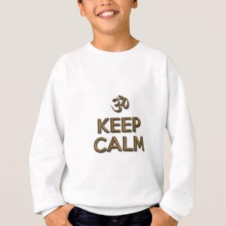 Keep Calm OM Sweatshirt