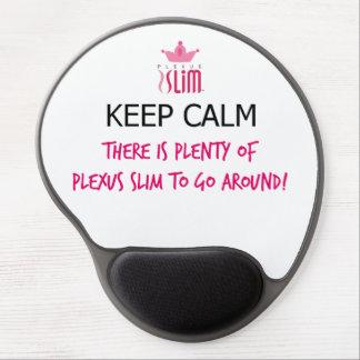 Keep Calm Plexus Slim Gel Mousepad