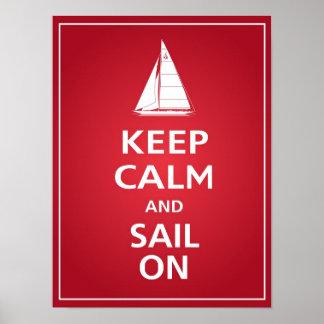 Keep Calm Print