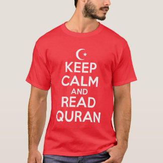Keep Calm Read Quran T-Shirt