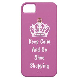 Keep Calm Royal iPhone Case