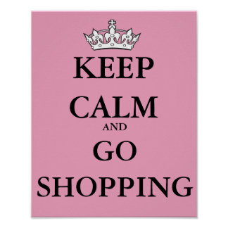Keep Calm Wallpaper Pink Fashionista Posters