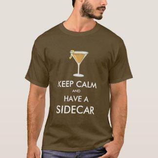 Keep Calm - Sidecar T-Shirt