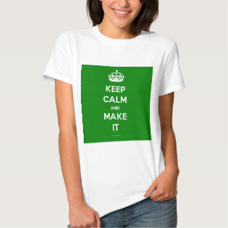 keep calm template generated shirt