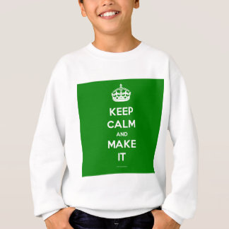 keep calm template generated shirts