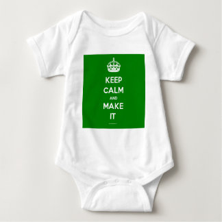 keep calm template generated t-shirts