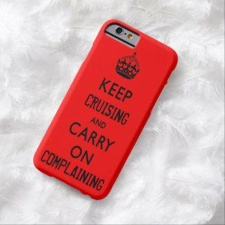 KEEP CALM TEMPLATE POPULAR FASHION BEST SELLER iPhone 6 CASE