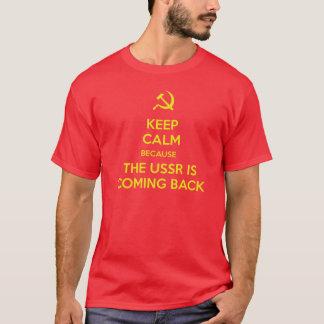 Keep calm USSR T-Shirt