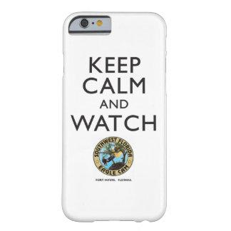 Keep Calm & Watch SWFEC Smart Phone Case