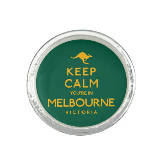 Keep Calm You're in Melbourne!