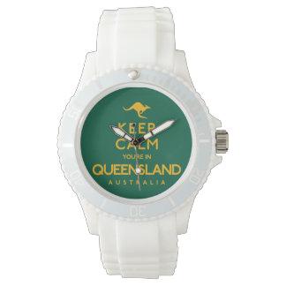 Keep Calm You're in Queensland! Watch