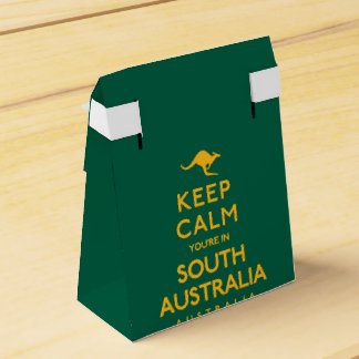Keep Calm You're in South Australia! Favour Box