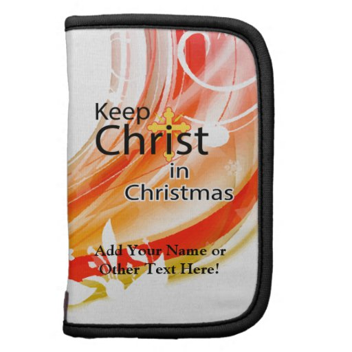 Keep Christ in Christmas, Swirl Planners