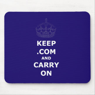 Keep .com Matrix Mousepad