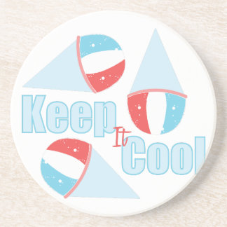 Keep Cool Drink Coaster