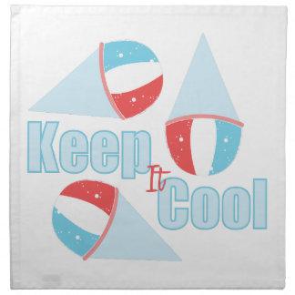 Keep Cool Napkin