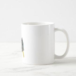Keep Em Shiny Basic White Mug