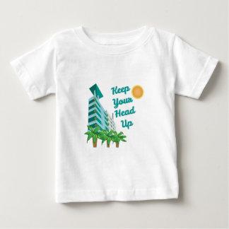 Keep Head Up Baby T-Shirt