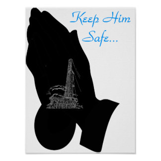 Keep Him Safe.. Poster