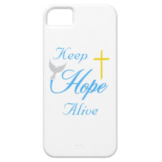 KEEP HOPE ALIVE iPhone 5 CASE