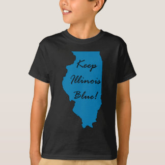 Keep Illinois Blue! Democratic Pride! T-Shirt