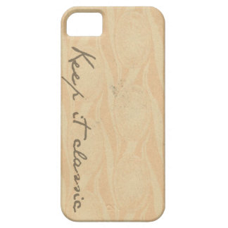 Keep It Classic Barely There iPhone 5 Case