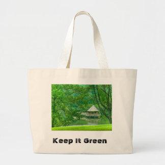 Keep It Green Grocery Bag