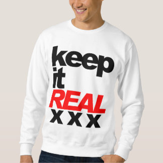 Keep It Real xxx Tee