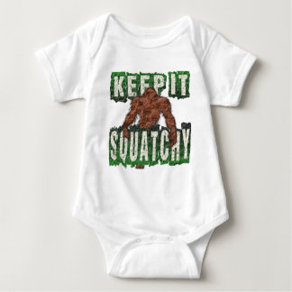 KEEP IT SQUATCHY BABY BODYSUIT