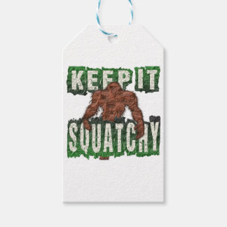 KEEP IT SQUATCHY GIFT TAGS