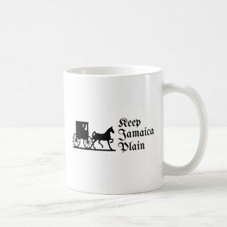 Keep Jamaica Plain Coffee Mug