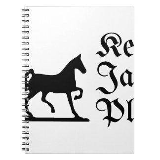 Keep Jamaica Plain Notebook