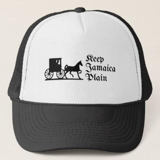 Keep Jamaica Plain Trucker Hat