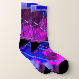 Keep Kozy Absract Socks