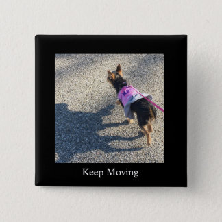 Keep Moving Button