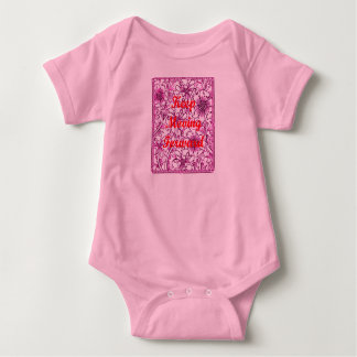 Keep Moving Forward Baby Bodysuit