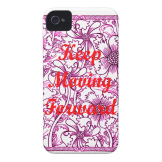 Keep Moving Forward iPhone 4 Case