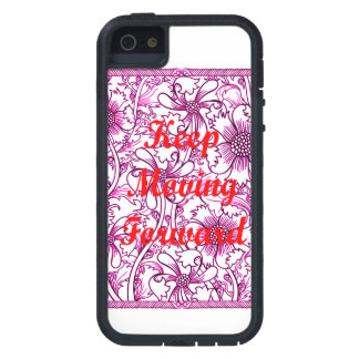 Keep Moving Forward iPhone 5 Cover