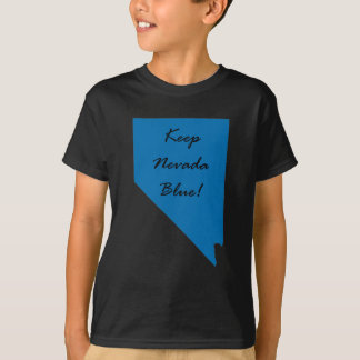 Keep Nevada Blue! Democratic Pride! T-Shirt