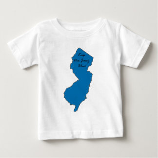 Keep New Jersey Blue! Democratic Pride! Baby T-Shirt