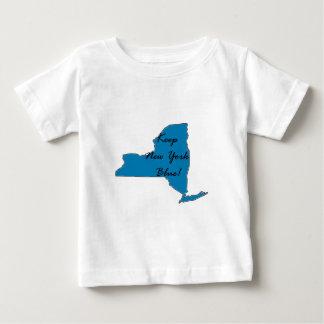Keep New York Blue! Democratic Pride! Baby T-Shirt