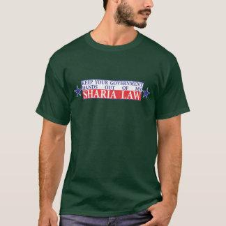 Keep Off My Sharia T-Shirt