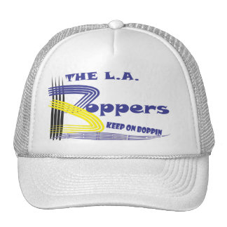 Keep On Boppin hat
