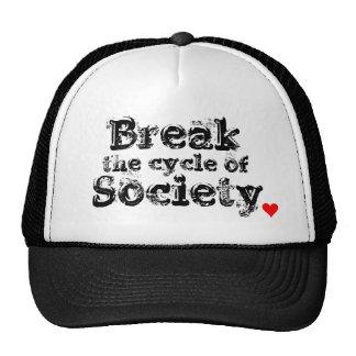 Keep on Break'n Cap