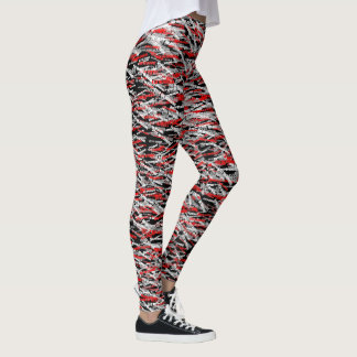 """Keep On Running"" - Runner's Leggings"