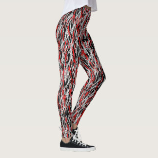 """Keep On Running"" Version 3 - Runner's Leggings"