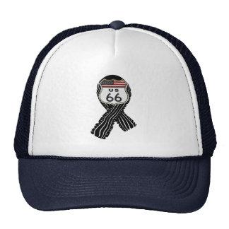 Keep on Trucking Heroes. Mesh Hat