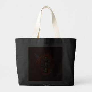 Keep out canvas bag