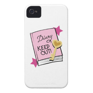 Keep Out iPhone4 Case